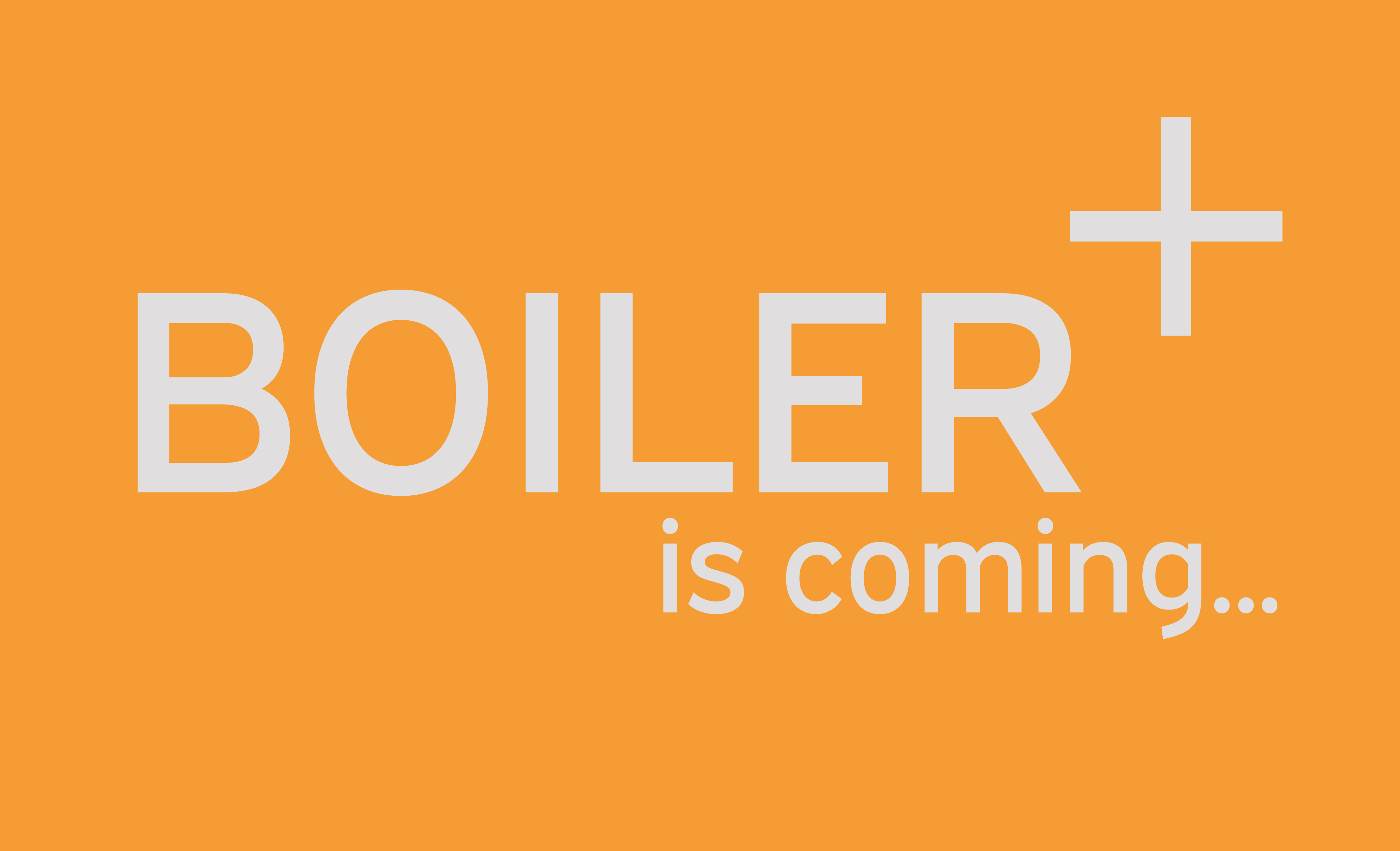 Boiler Plus is coming April 2018