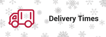 Delivery Times Christmas Hours
