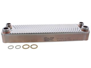 1018597 Worcester 87161429060 Heat Exchanger Swep Type E8/14