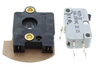 1112494 Baxi 232333 Micro Switch Kit 232333 364997