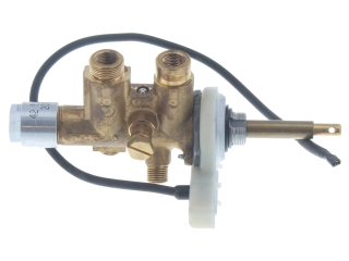 1141366 Valor 544609 Gas Tap & Piezo+Blk Lead 0544609 378890