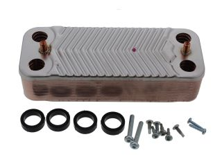 1177990 Ideal 170995 Plate Heat Exchanger Kit Isar