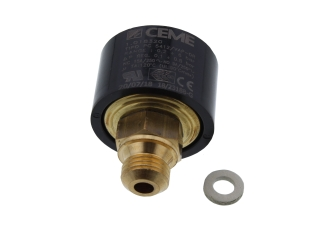 1250189 Alpha 3.014379 Brass Pressure Switch/Washer