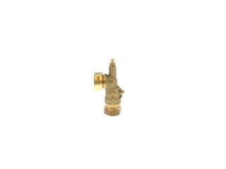1372185 Vaillant 014731 Central Heating Service Valve, Cpl.