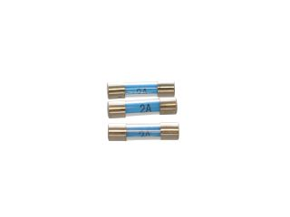 1640829 Hayes 55.6021 Quick Fast Blow Fuse 20Mm 2 Amp (3 Per Pack) 55.6021
