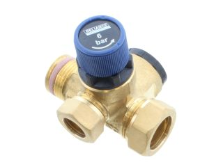 1820285 Andrews C781 Expansion/Check Valve 3/4""