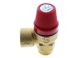 1840167 Ravenheat 5015010 Safety Relief Valve (3 Bar) 372897