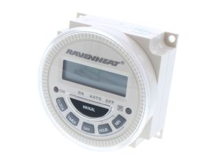 1841133 Ravenheat Tm6192 Digital Timer