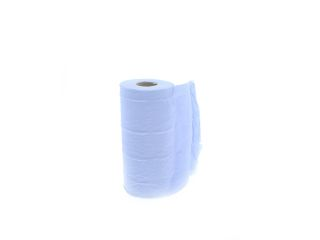 2080050 Hayes 44.5031 3 Ply Blue Paper Roll 44.5031 3Ply Blue Paper