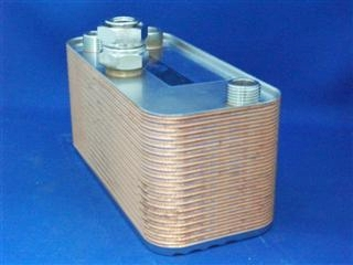 2160410 Grant Mpcbs53 Plate Heat Exchanger (35 Plate) Mpcbs53