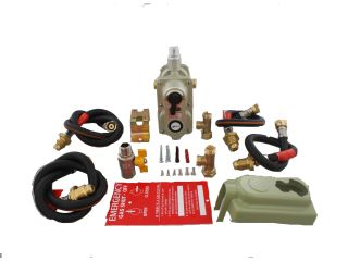 2295004 Continental 4 Cylinder Rf6030 Opso Changeover Kit With Test Point Adaptor