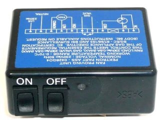 2552482 Focal Point Fires F930130 Control Box Pektron F930130