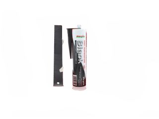 4271050 Regin Regz37 High Temp. Silicone Sealant Black - 310Ml Regz37 66.5031