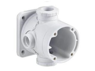 7020006 Aqualisa 017520 Valve Body Assembly (Pre 2004) - Thermostatic - White